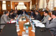 وزير العدل يترأس إجتماعا حول مكافحة جرائم غسل الأموال وتمويل الإرهاب