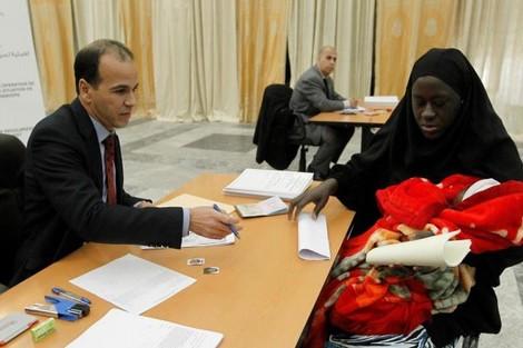 المجلس الوطني لحقوق الإنسان يقيم وضعية تسجيل الأطفال الأجانب في الحالة المدنية بالمغرب